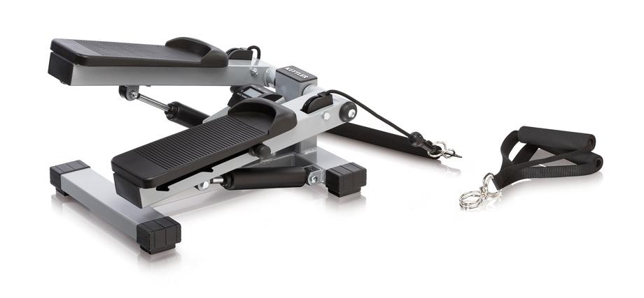 Slika Mini steper Kettler Vario z računalnikom in vrvmi