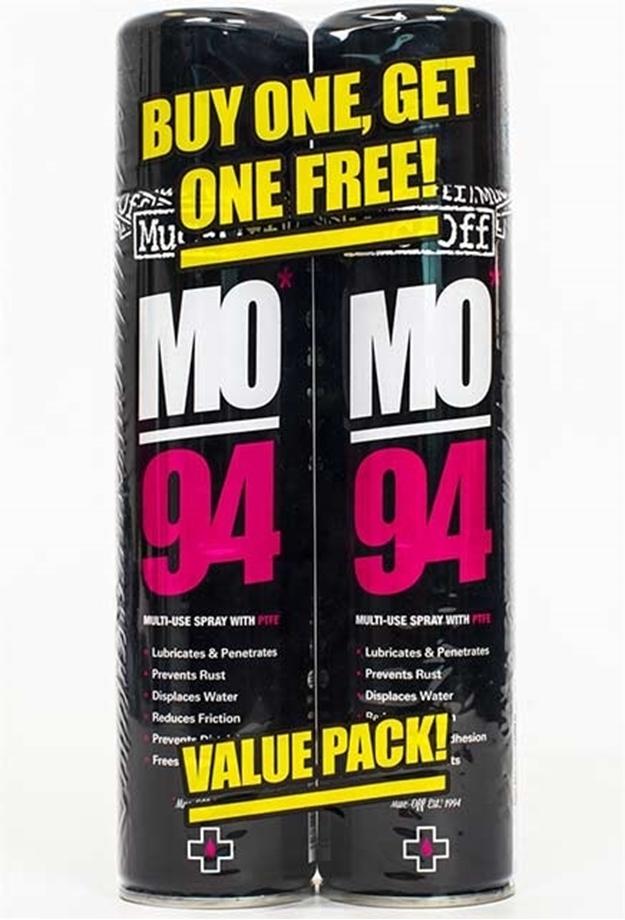 Slika VEČNAMENSKI SPREJ MUC OFF MO-94 1+1 gratis