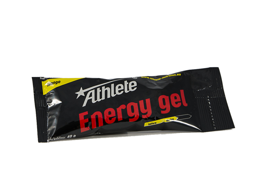Slika Energy Gel - mango 40g