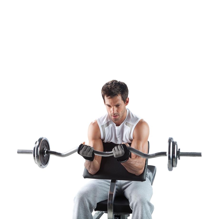 Slika Upogibna klop Kettler za biceps za napravo Primus / Delta XL / Classic