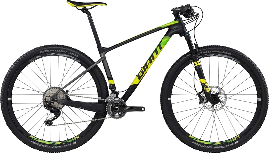 Slika GIANT 2017 XTC Advanced 29er 1.5 LTD
