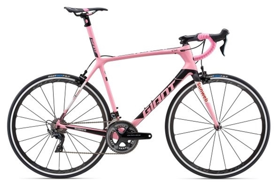 Slika GIANT 2018 TCR Advanced SL Maglia Rosa
