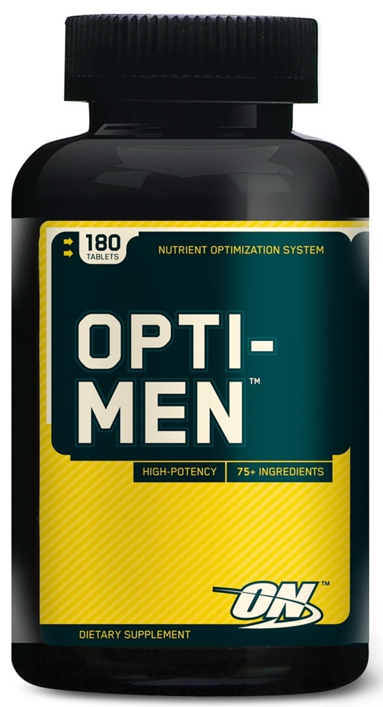 OPTIMUM NUTRITION OPTI-MAN VITAMINI IN MINERALI