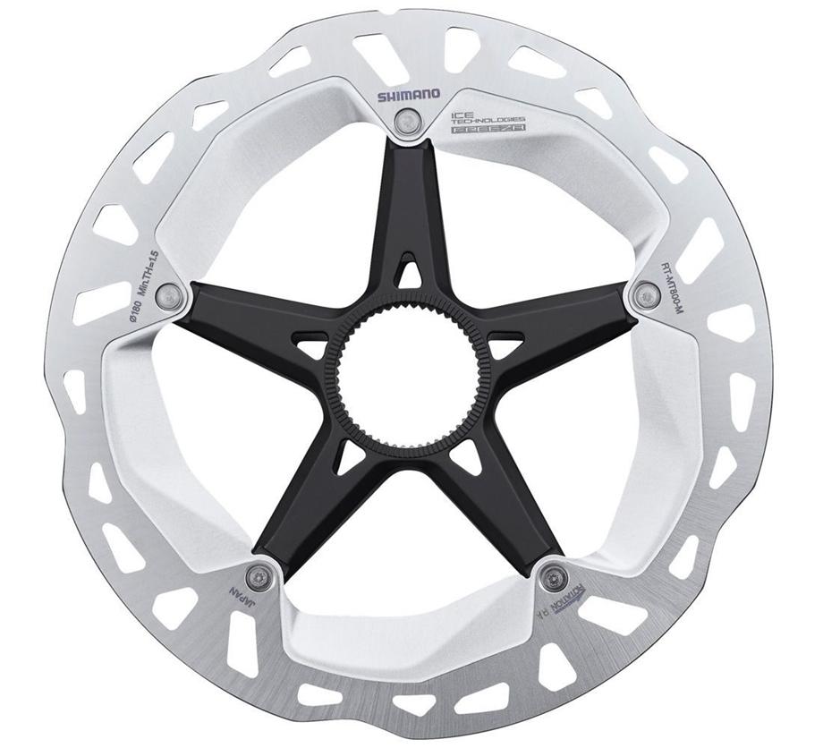Slika Shimano Rotor XT RT-MT800MI 180mm Centerlock Ice Tech